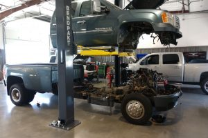 Diesel Repair Boise, ID